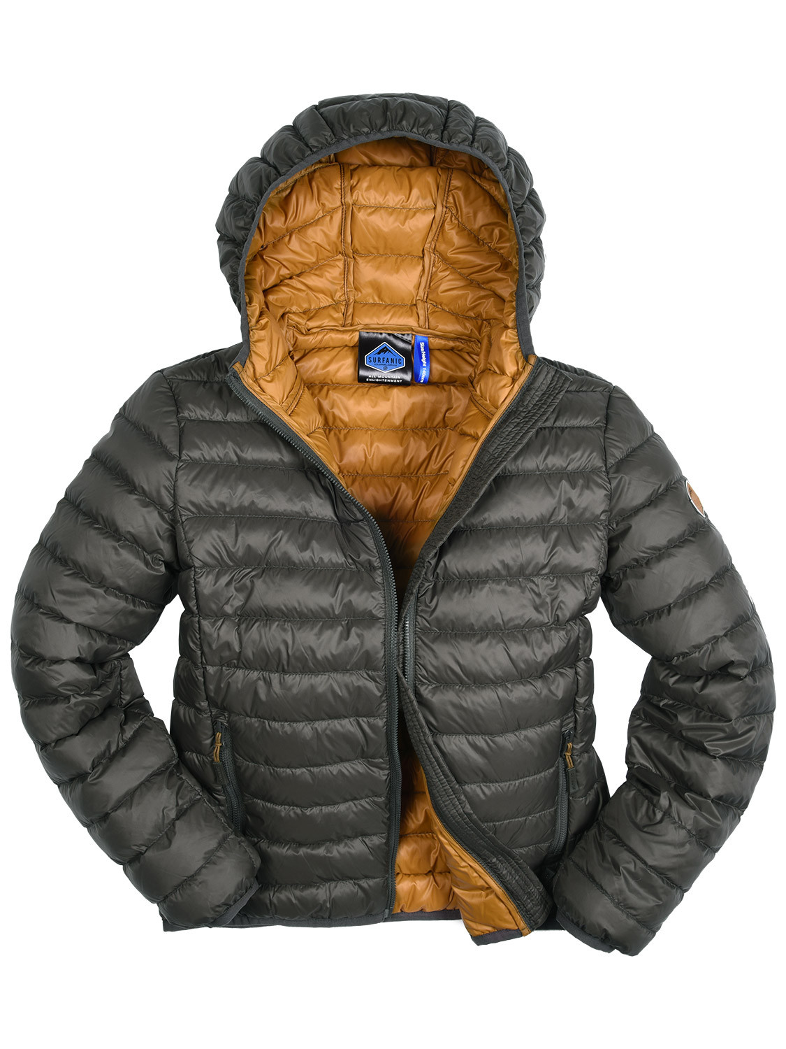 Hawk Lightweight Down Jacket