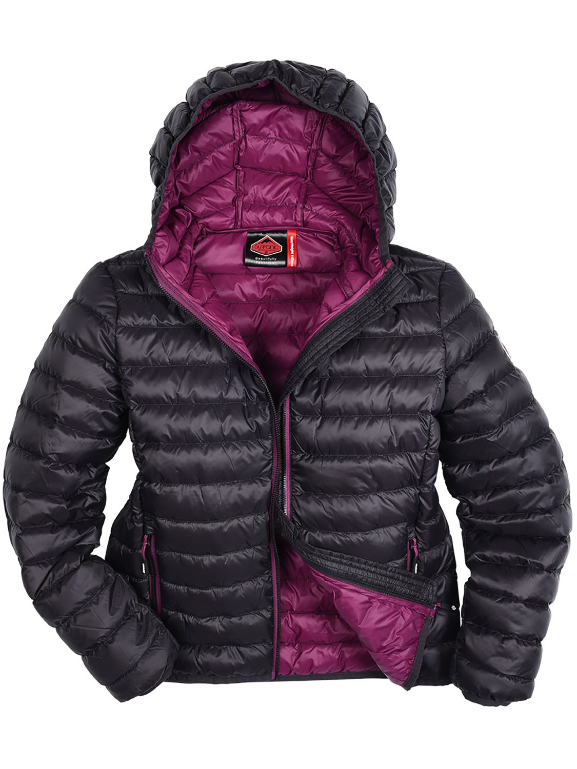 Dove Lightweight Down Jacket