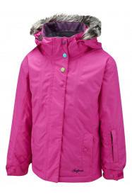 Girls Vela Surftex Jacket Pink