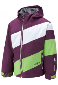 Girls Cosmos Surftex Jacket Purple