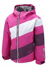 Girls Cosmos Surftex Jacket Pink
