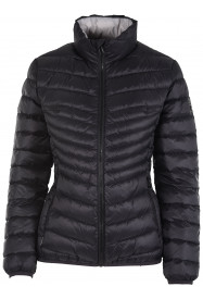 Womens Lynx Down Jacket Black