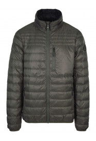 Mens Ash Down Jacket Green
