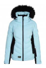 Womens Mercury Hypadri Ski Jacket Blue