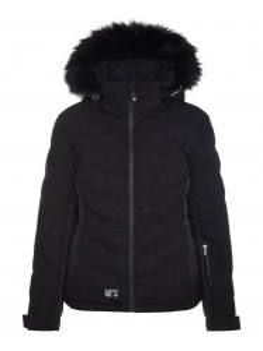 Womens Mercury Hypadri Ski Jacket Black