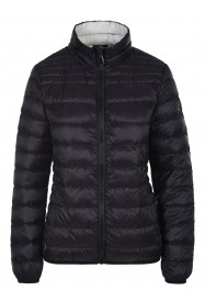 Womens Spark Down Jacket Black