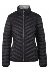 Womens Ember Recycled Fill Jacket Black