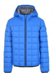 Boys Trigger Padded Jacket Blue