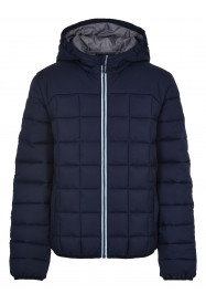 Girls Foxy Padded Jacket Blue
