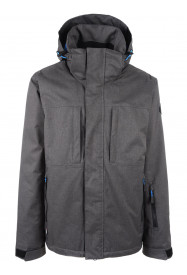 Mens Ryder Surftex Ski Jacket Grey