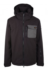 Mens Spartan Surftex Jacket Black