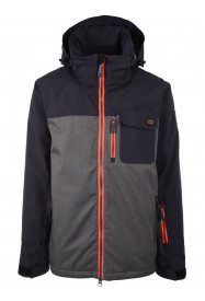 Mens Spartan Surftex Ski Jacket Blue