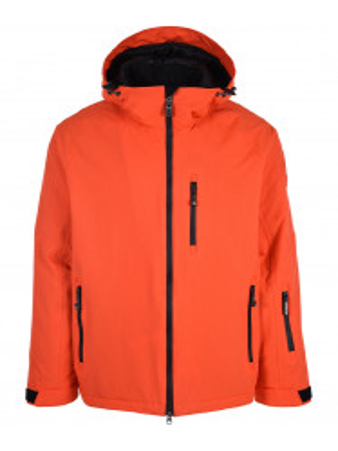 Mens Apex Hypadri Ski Jacket Orange