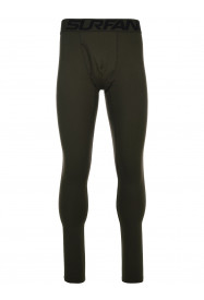 Mens  CarbonDri Bodyfit Long John Green