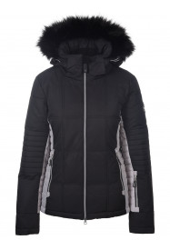 Womens Zeta Surftex Ski Jacket Black
