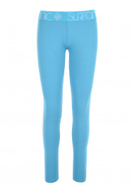 Womens Cozy Long John Blue