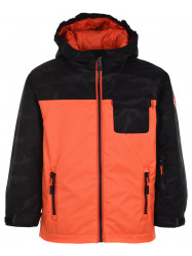 Boys Marvel Surftex Jacket Orange