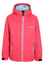 Girls Blossom Surftex Ski Jacket Pink