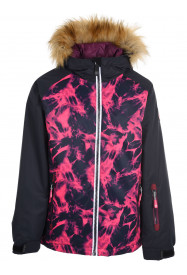 Girls Mirage Surftex Ski Jacket Pink