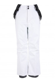 Girls Ice Surftex Ski Pant White