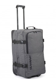 Mens Maxim 70L Roller Bag Grey