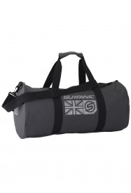 Mens Womens Bravo Kit Bag Grey