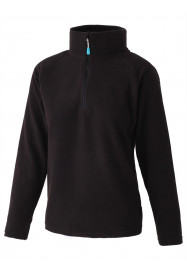 Girls Mandy Micro Fleece Black