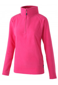 Girls Mandy Micro Fleece Pink