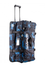 Mens Maxim 100L Roller Bag Erosion Blue