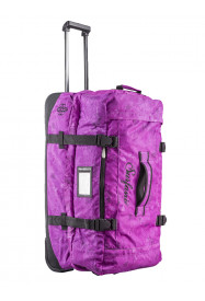 Womens Maxim 100L Roller Bag Rose Red