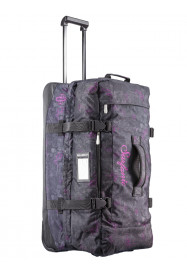 Womens Roller Bag Rose Black