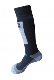 Mens Endurance Merino 3 Pack Ski Sock Black