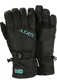 Womens Feeler Surftex Glove Black