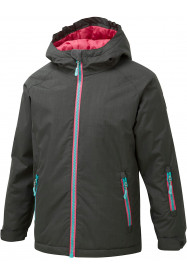Girls Bubbles Surftex Jacket Grey