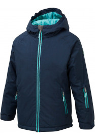 Girls Bubbles Surftex Jacket Blue