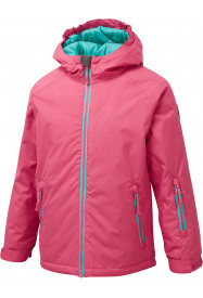 Girls Bubbles Surftex Ski Jacket Pink