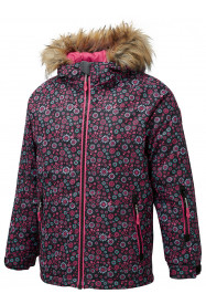 Girls Ditty Surftex Jacket Black