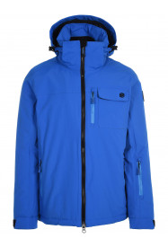 Mens Missile Surftex Ski Jacket Blue