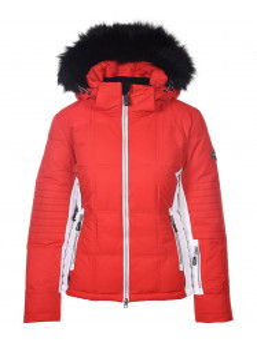 Womens Zeta Surftex Ski Jacket Red 3XL - 6XL