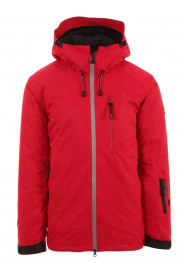 Mens Wasp Hypadri Ski Jacket Red