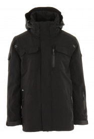 Mens Atlas Hypadri Ski Jacket Black