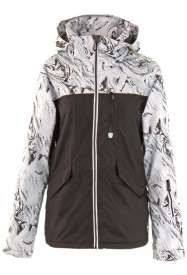Womens Karma Surftex Ski Jacket White