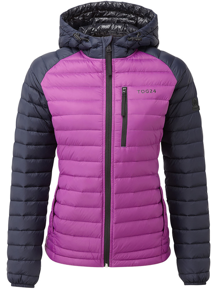 Beck Hooded Down Jacket