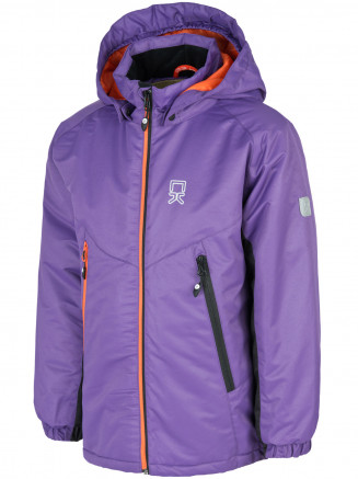Kids Taldon Jacket Purple
