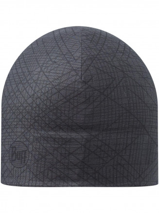 Mens Womens Houma Microfiber & Polar Hat Grey