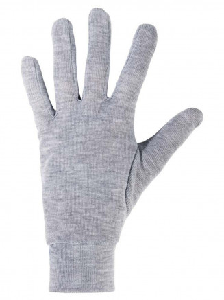 Mens Warm Gloves Grey