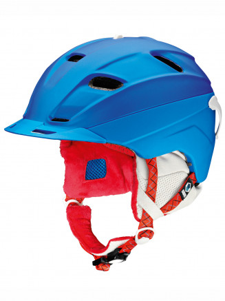 Mens Crest Helmet Blue