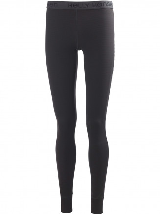Womens HH Active Flow Pant Brown Baselayer