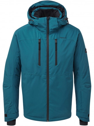 Mens Hawes Waterproof Down Filled Ski Jacket Blue