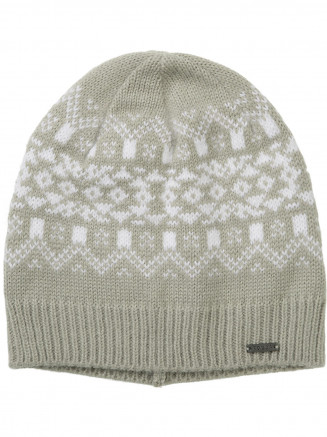 Womens Isle Hat Grey
